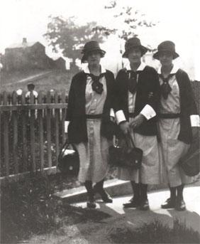 Stratford VNA's circa 1920's