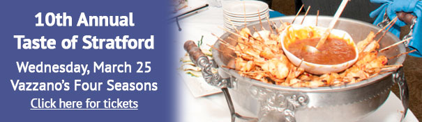 10th Annual Taste of Stratford